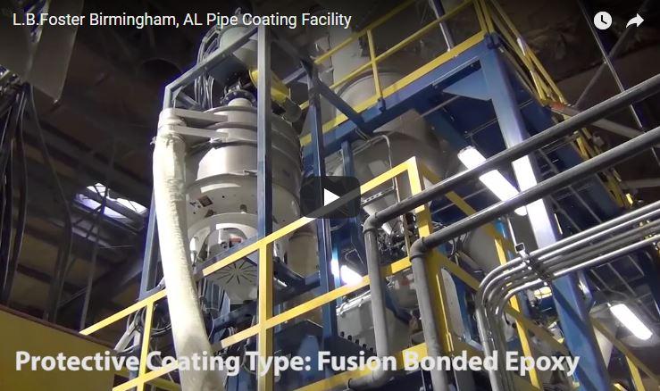 Birmingham, AL Line Pipe Coating Facility
