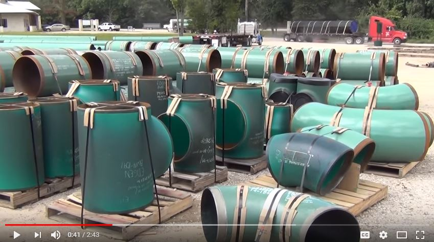Willis, TX Custom Coating Facility Video