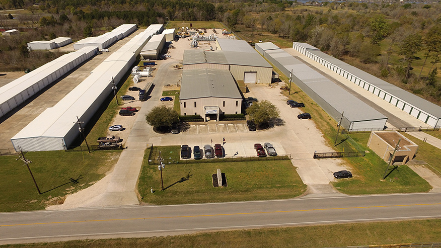 Willis, TX Fabrication Plant