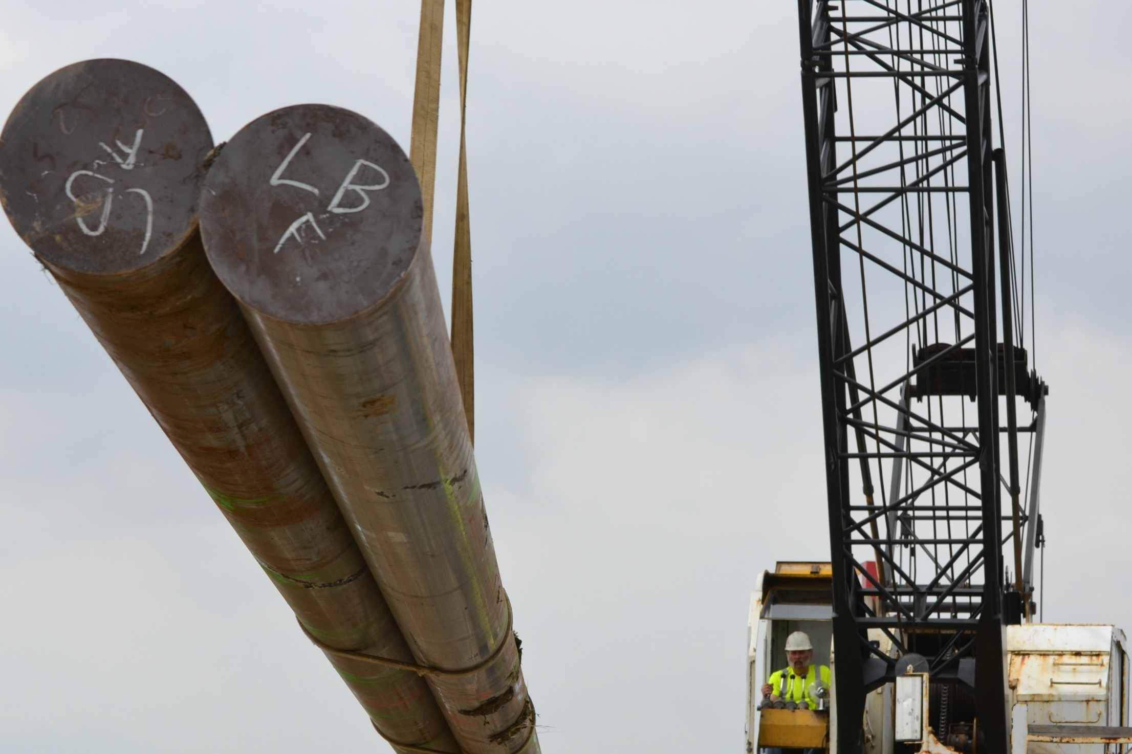 ERW, DSAW and Spiralweld pipe pile