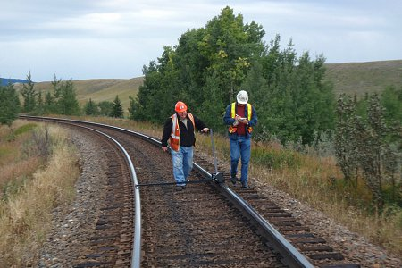 Canadian Pacific Railway's 100% Effective Lubrication Initiative