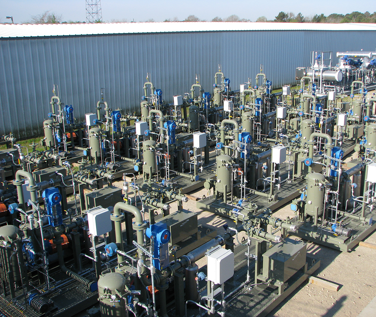 Metering, Sampling and Injection Systems for Upstream, Midstream and Downstream Applications