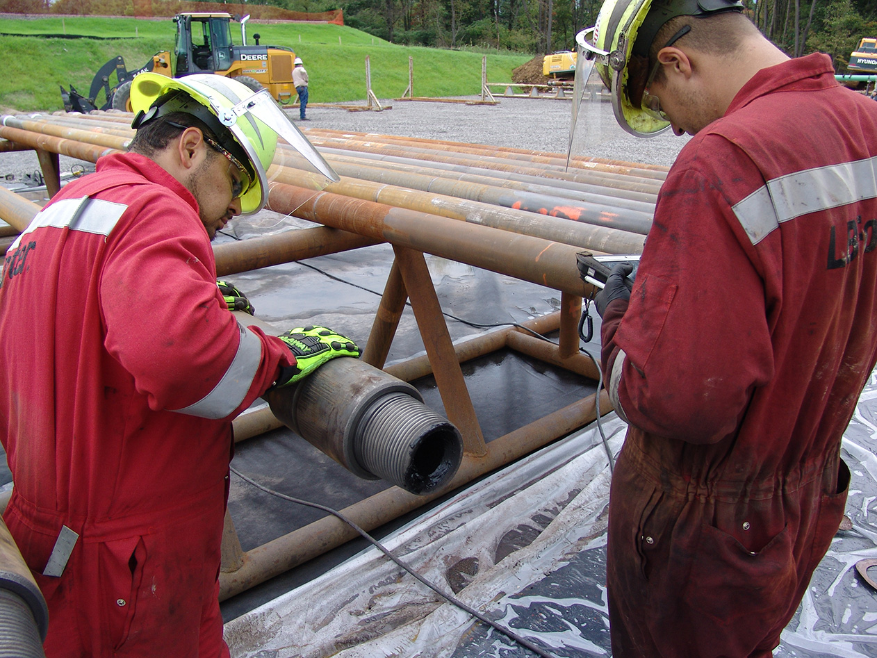 Drill Pipe Inspection
