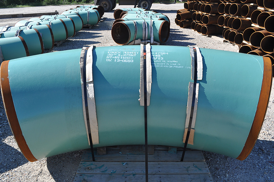 Custom Pipeline Coatings