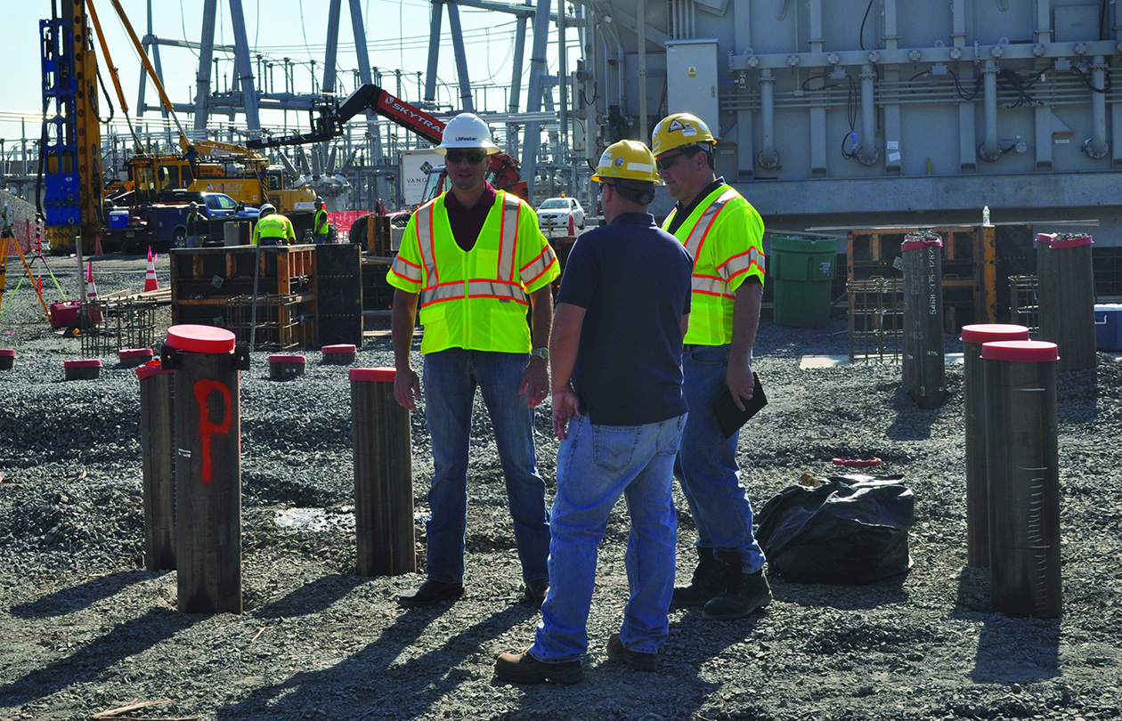 LBFoster US | Piling, Bridge Products, & Concrete Products