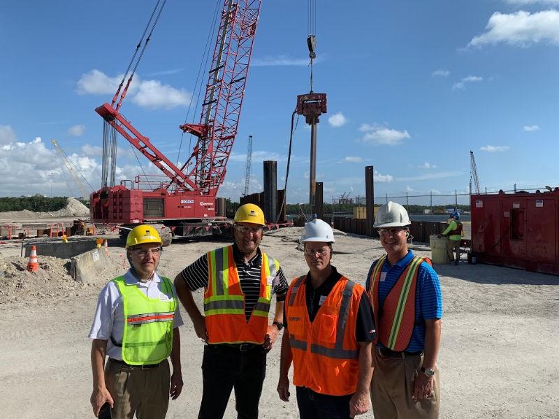 Port Everglades Site Visit