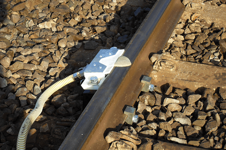 L.B. Foster Launches NEW Low Temperature Traction Enhancer, ALLEVIATE® LT