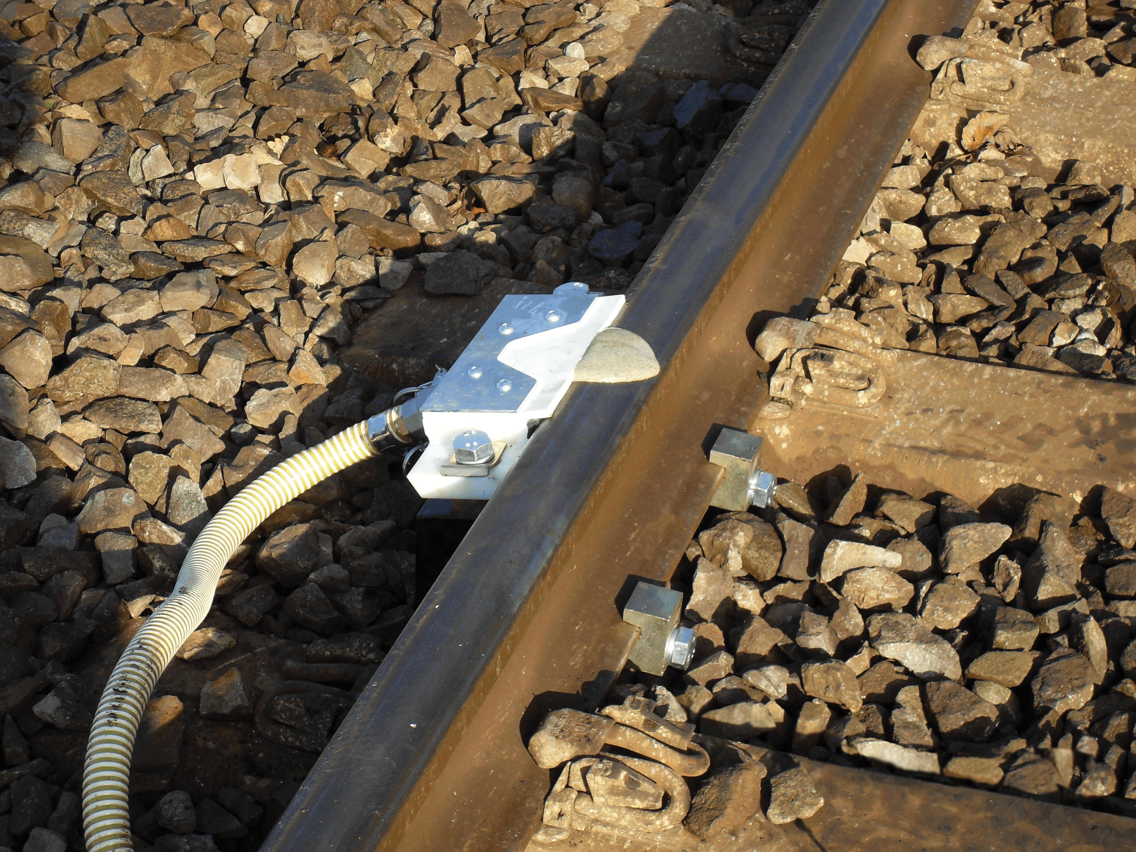 Alleviate on rail
