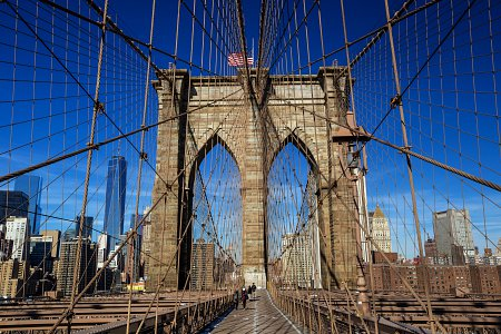 Brooklyn Bridge Project