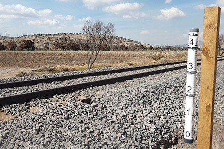 L.B. Foster Flood Monitoring System Installed Along Class I Railroad