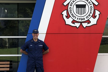 Regional Manager Honored by the U.S. Coast Guard for Service