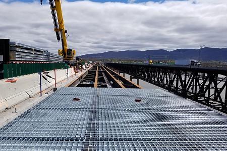 L.B. Foster Awarded $14 Million Newburgh-Beacon North Span Bridge Rehabilitation Contract