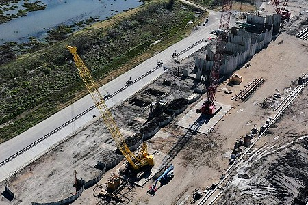 L.B. Foster Provides Infrastructure Materials for the Sabine Pass LNG Export Facility Expansion Contract