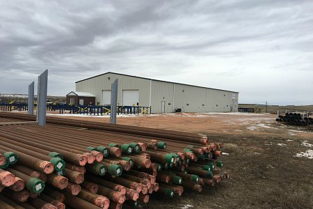 IOS Opens Latest Facility in Watford City, ND