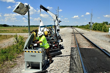 L.B. Foster Announces Single-Source Friction Management Services for Short Line and Industrial Rail Markets