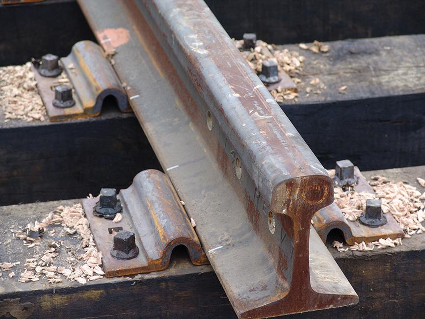 AREMA rail sections
